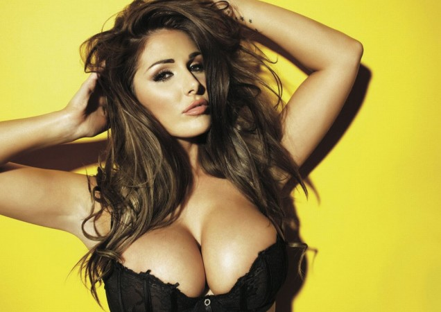 Lucy Pinder When Boobs Are Big