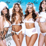 Lucy Pinder, Holly Peers, Rosie Jones & Joey Fisher - The Nuts Christmas Special Nuts UK