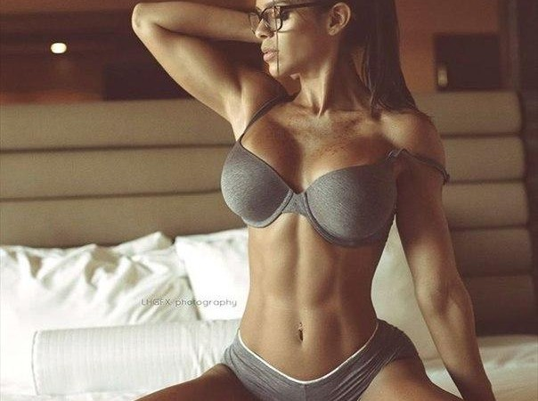 This Babe Is Pretty Hot And Fit