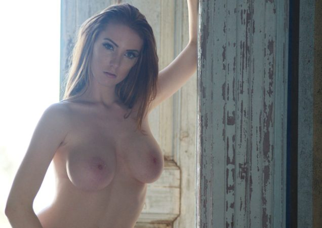 Alice Brookes Strips Just For You