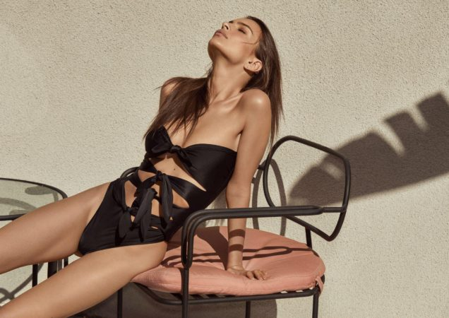 Emily Ratajkowski Takes It To The Next Level