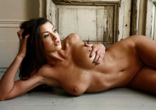 Alice Goodwin fully nude